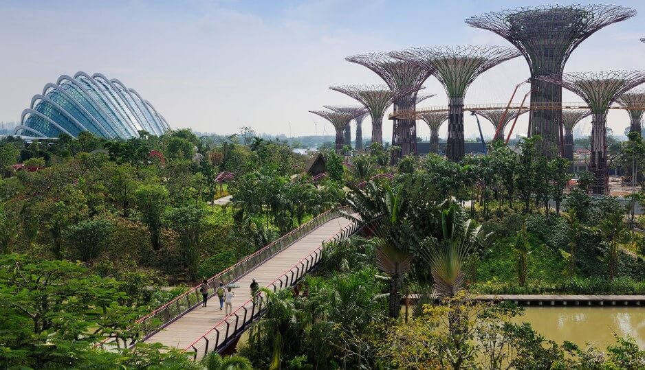 Gardens by the Bay - Pic